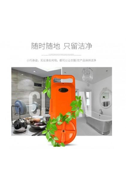 Mini Portable Washing Machine GT-16AC for Hotel Room, Hostel, Student Dorm & Travelling (Orange Colour)