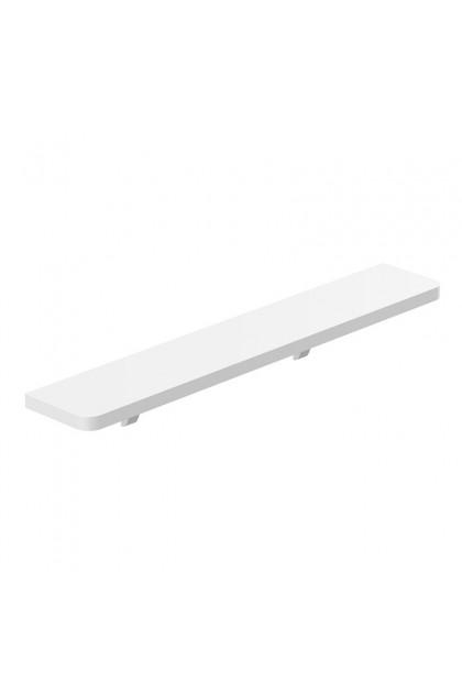 Bathroom Wall Shelf Rack Organizer & Storage Suitable for Bathroom & Kitchen Easy DIY Installation No Drilling No Nail Hammering